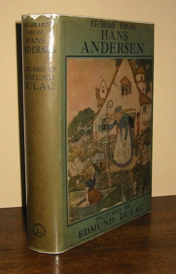 Hans Andersen Stories from Hans Andersen with illustrations by Edmund Dulac s.d. (1920 ca.) London  Hodder & Stoughton
