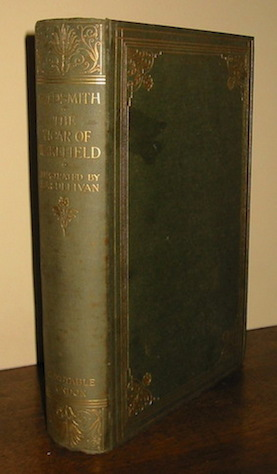 Oliver Goldsmith The Vicar of Wakefield... illustrated by Edmund J. Sullivan 1914 London Constable & Company Ltd.