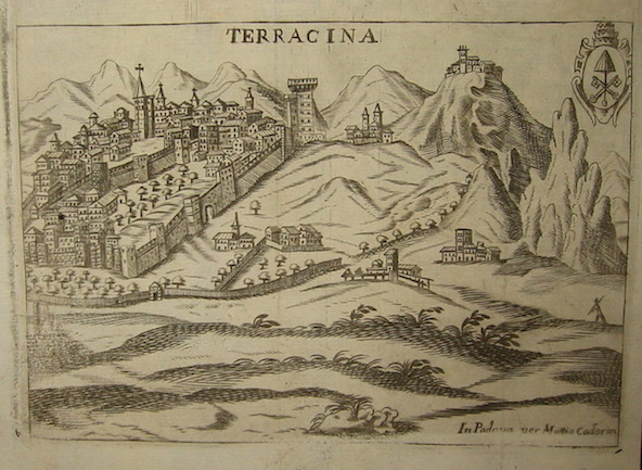Scoto Francesco (1548-1622) Terracina 1659 Padova