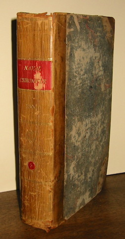 AA.VV. (Clarke J. edited)  The Naval Chronicle Vol. III. From January to July 1800 s.d. (1800) London Bunney & Gold