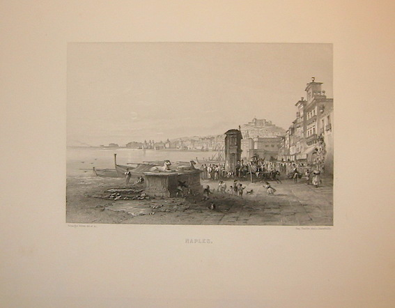 Rouargue (frères) Naples 1860 ca. Parigi, Imp. Chardon