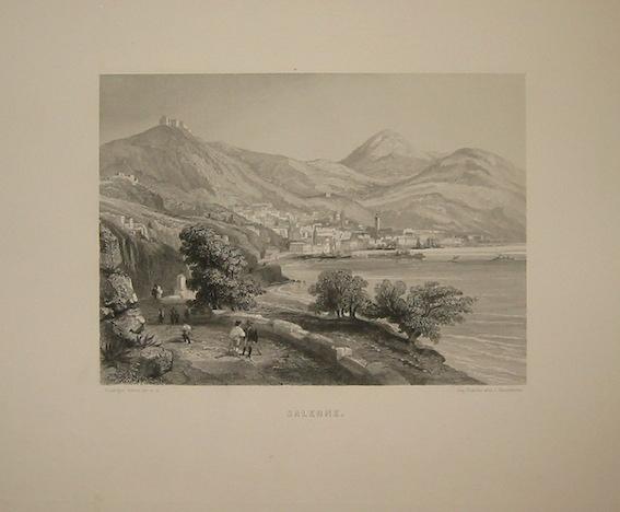 Rouargue (frères) Salerne 1860 ca. Parigi, Imp. Chardon