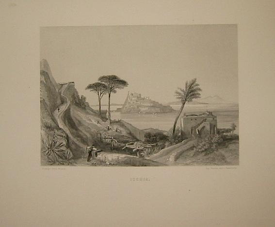 Rouargue (frères) Ischia 1860 ca. Parigi, Imp. Chardon