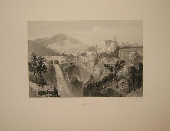 Rouargue (frères) Tivoli 1860 ca. Parigi, Imp. Chardon