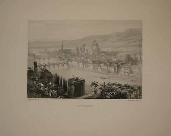 Rouargue (frères) Florence 1860 ca. Parigi, Imp. Chardon