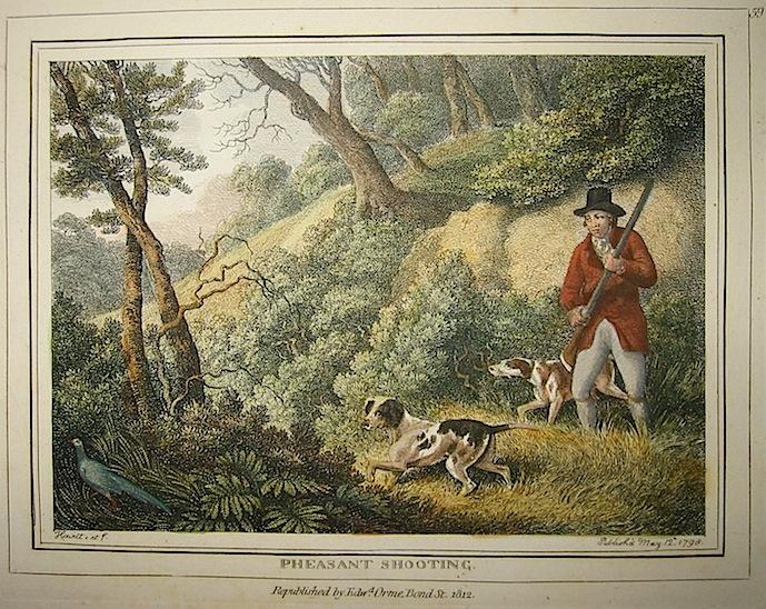 Howitt Samuel Pheasant-shooting (Tiro al fagiano) 1812 Londra