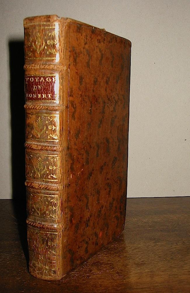 (pseud.) Robertson Voyage de Robertson aux Terres Australes, traduit sur le manuscrit anglois 1767 Amsterdam s.t.
