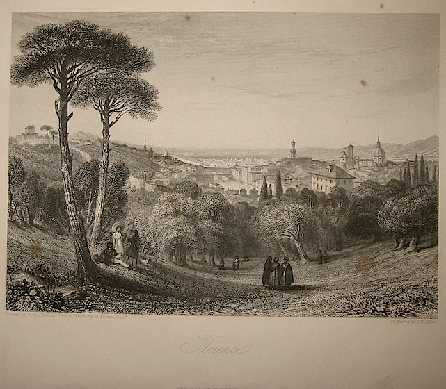 Allen G.B. Florence 1860 ca. Londra, Blackie & Son