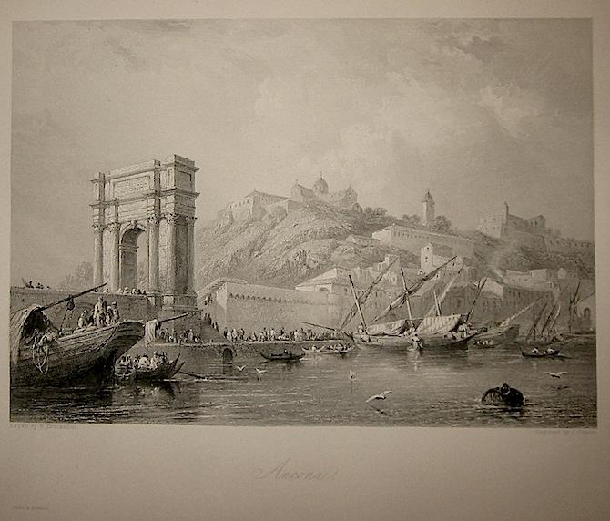 Cousen J. Ancona 1860 ca. Londra, Blackie & Son