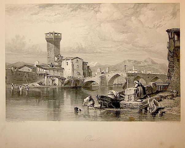 Willmore J.T. Pisa 1860 ca. Londra, Blackie & Son