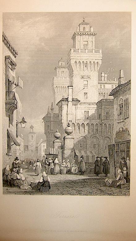 Godfrey G. Ferrara 1860 ca. Londra, Blackie & Son