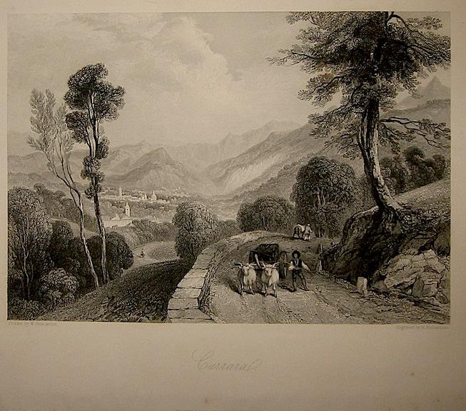 Richardson V. Carrara 1860 ca. Londra, Blackie & Son