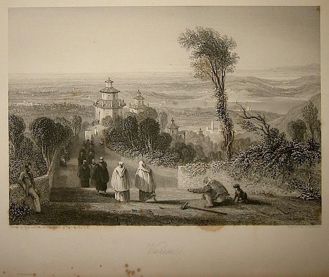 Willmore J.T. Varese 1860 ca. Londra, Blackie & Son