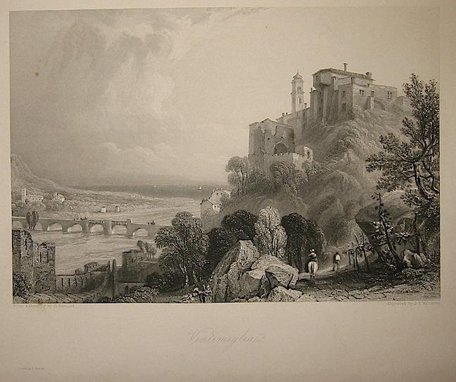 Willmore J.T. Vintimiglia 1860 ca. Londra, Blackie & Son
