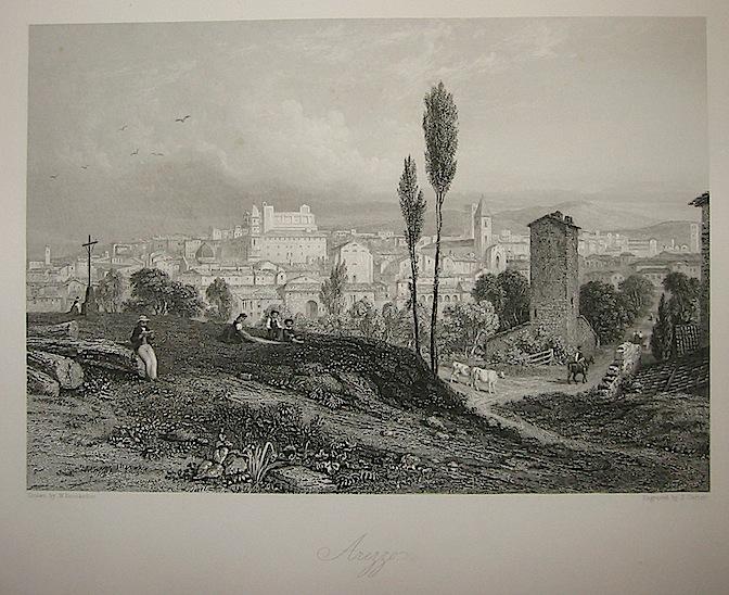 Carter J. Arezzo 1860 ca. Londra, Blackie & Son