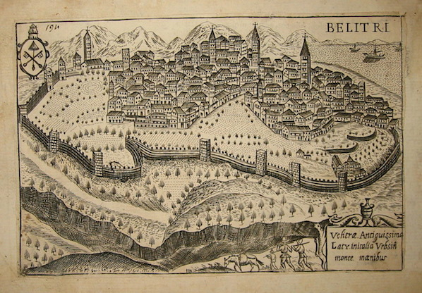 Bertelli Pietro (1571-1621) Belitri 1629 Padova