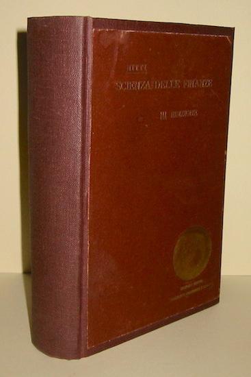 Francesco Nitti Principi di scienza delle finanze. Terza edizione riveduta 1907 Napoli Fierro
