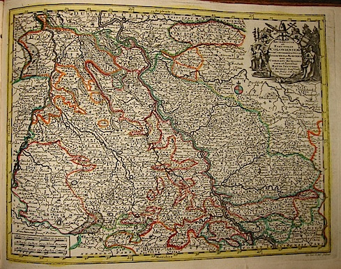 Seutter Matthaeus (1678-1757) Archiepiscop. et Electorat. Coloniensem... s.d. (ma 1744) Augsburg, presso C.Lotter