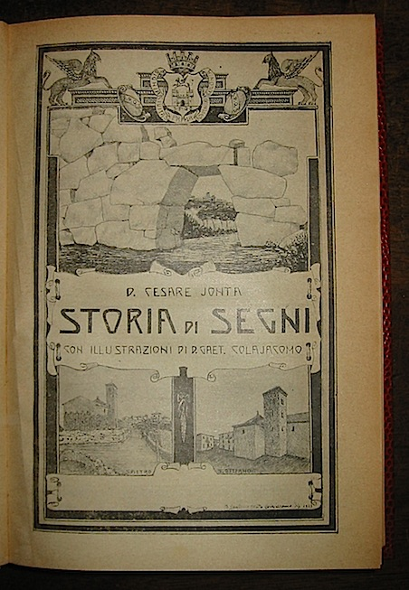 Ex Libris Roma, Libreria antiquaria, Storia di Segni con ...