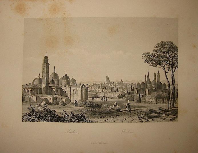 Anonimo Padua 1858 Parigi