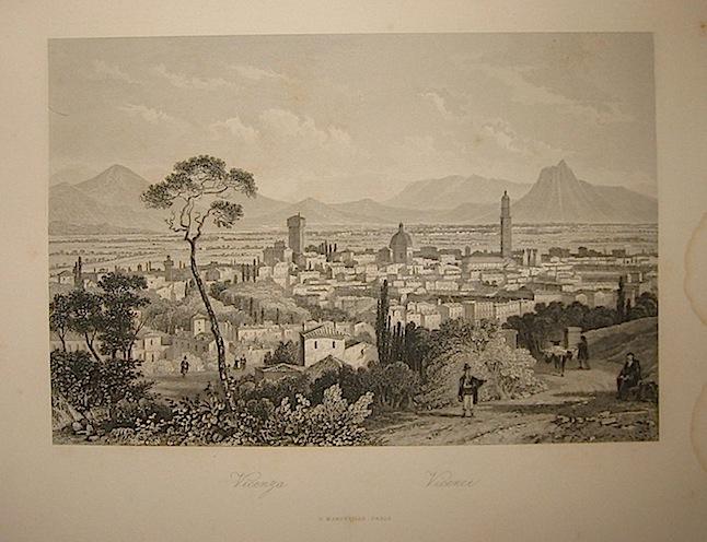Anonimo Vicenza 1858 Parigi