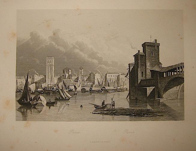 Anonimo Pavia 1858 Parigi