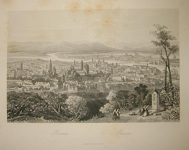 Anonimo Parma 1858 Parigi