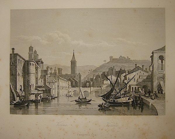 Anonimo Verona 1858 Parigi