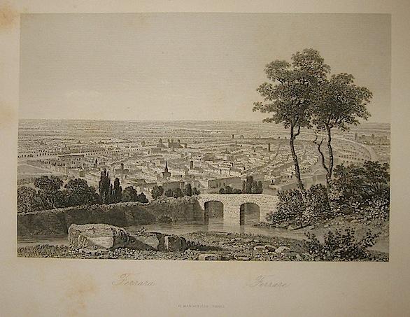 Anonimo Ferrara 1858 Parigi