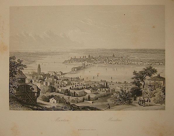 Anonimo Mantua 1858 Parigi