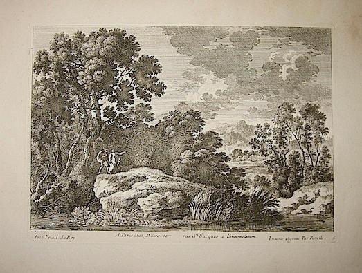 Perelle Gabriel (1603-1677) [Paesaggio] 1835 ca. Parigi