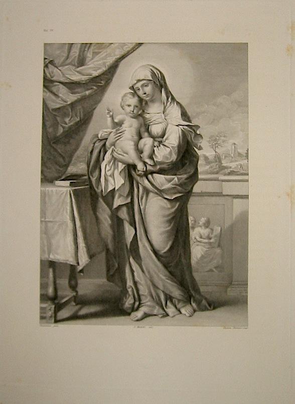 Ferreri Cesare Madonna col Bambino 1836 Torino