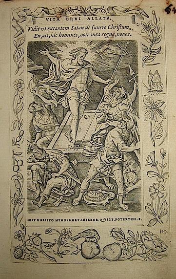 Anonimo di Scuola fiamminga Vita orbi allata 1571 Anversa