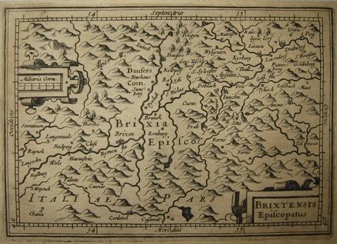 Bertius Petrus Brixtensis Episcopatus 1616 Amsterdam