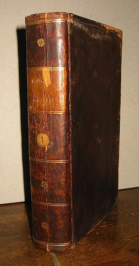 Jacques-Benigne Bossuet Oeuvres 1766-1768 Liège Chez les Libraires associés