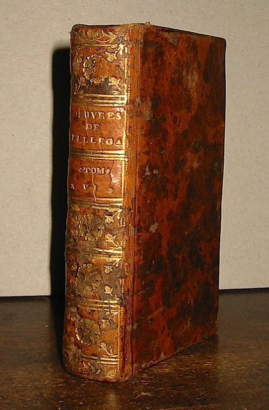 [Morvan Jean-Baptiste Abbé de]  Bellegarde Reflexions sur l'elegance et la politesse du stile  1735 La Haye Chez Antoine van Dole