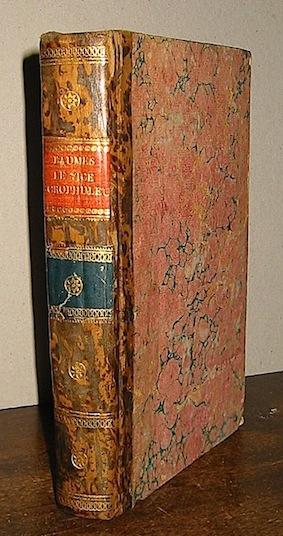 M. Baumes Traité sur le vice scrophuleux et sur les maladies qui en proviennent...  1805 Paris Méquignon l'ainé