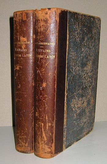 De Gubernatis Angelo Dictionnaire international des ecrivains du mond latin 1905 Rome-Florence