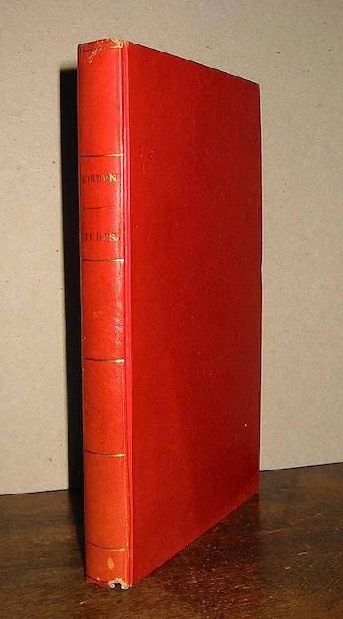 Ch. Morren Etudes d'anatomie et de phisiologie vegetales 1841 Bruxelles et Leipzig C. Murquardt