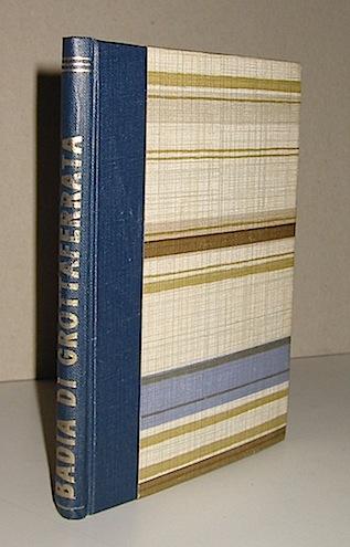Cesario Mencacci Cenni storici della badia di S.Maria di Grottaferrata descritti da D.C.M. monaco basiliano 1883 Roma Tipografia Mugnoz