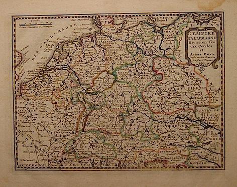 De Leth Hendrick L'Empire d'Allemagne 1770 ca. Amsterdam