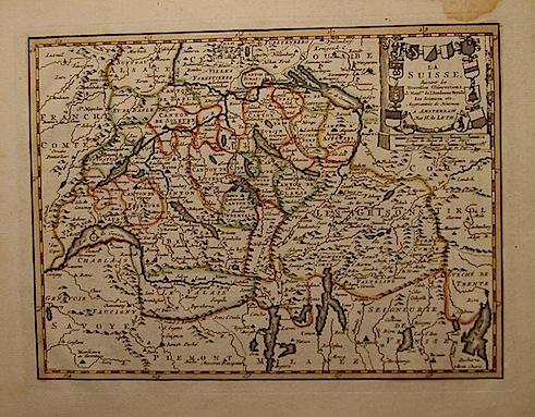 De Leth Hendrick La Suisse 1770 ca. Amsterdam