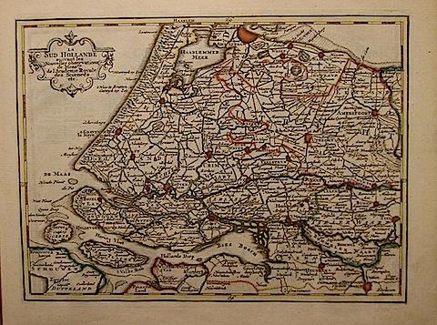 De Leth Hendrick La Sud Hollande 1770 ca. Amsterdam