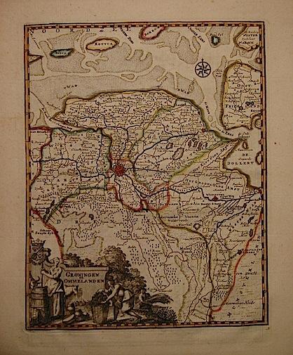 De Leth Hendrick Groningen en Ommelanden 1770 ca. Amsterdam