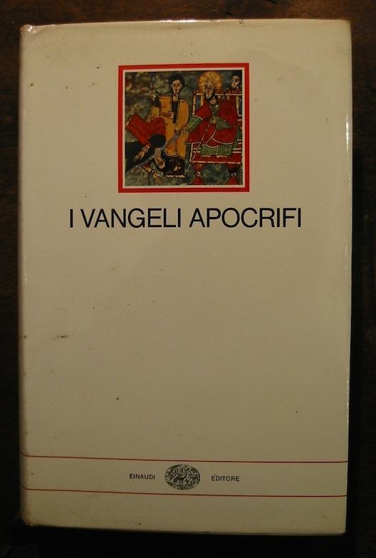 Marcello (a cura di) Craveri I Vangeli apocrifi 1972 Torino Einaudi