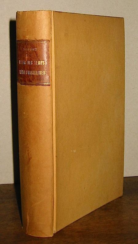Ernest Daudet Récits des temps révolutionnaires d'après des documents inédits 1908 Paris Librairie Hachette et C.ie