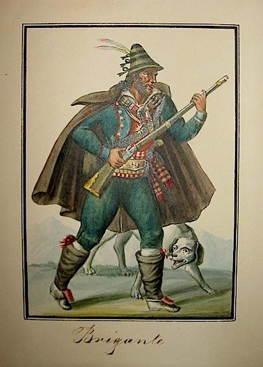 Anonimo Brigante 1827 (Napoli?)