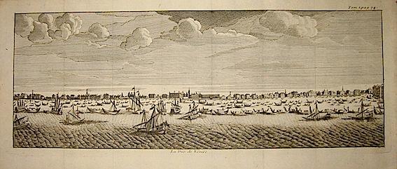 Van der Aa Pieter (1659-1733)  La vue de Venise 1706 Leida