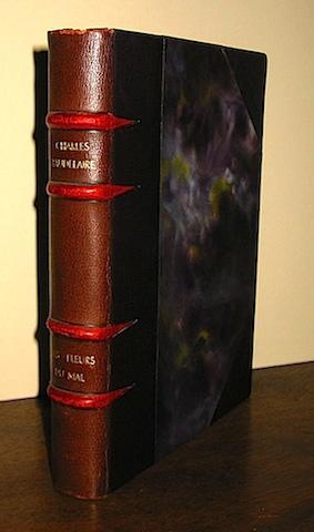 Charles Baudelaire Les fleurs du mal... Introduction d'André Gide 1917 Paris Editions d'art Edouard Pelletan - Helleu Libraire-Editeur