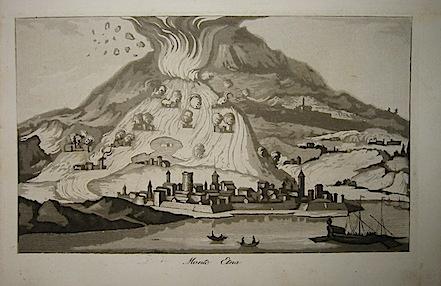 Gandini Francesco Monte Etna 1831 Cremona
